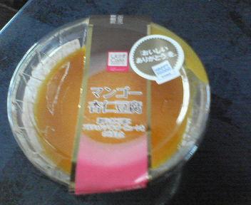 マンゴー杏仁豆腐