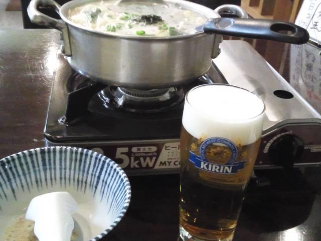 鍋ラーメン