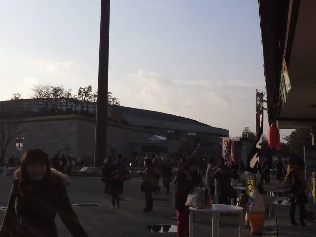 2014/12/29 大阪城ホール