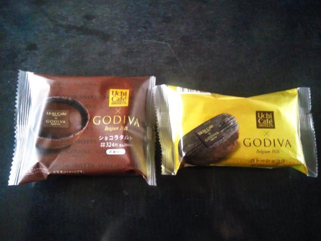 ガトーショコラとショコラタルト